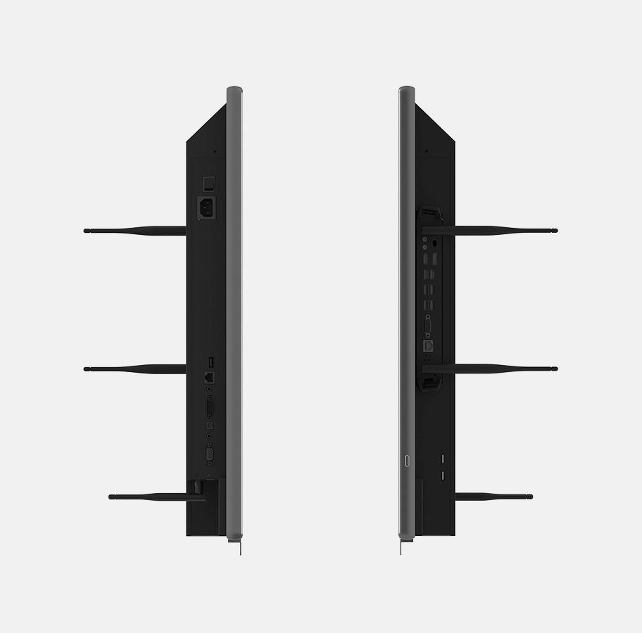 Optional WiFi Module & Built-In PC