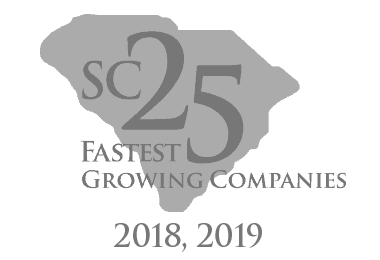 SC 25 Fastest Growing Companies