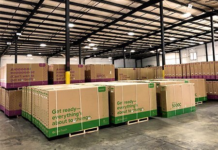 Clear Touch Distribution Center