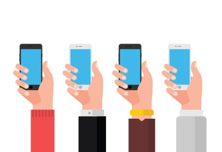 Smartphone etiquette