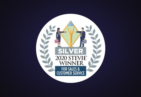 Clear Touch awarded Stevie Awards for Sales & Customer Service