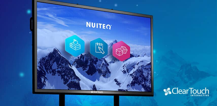 Clear Touch Announces Exclusive Distribution of Nuiteq Collaborative Software