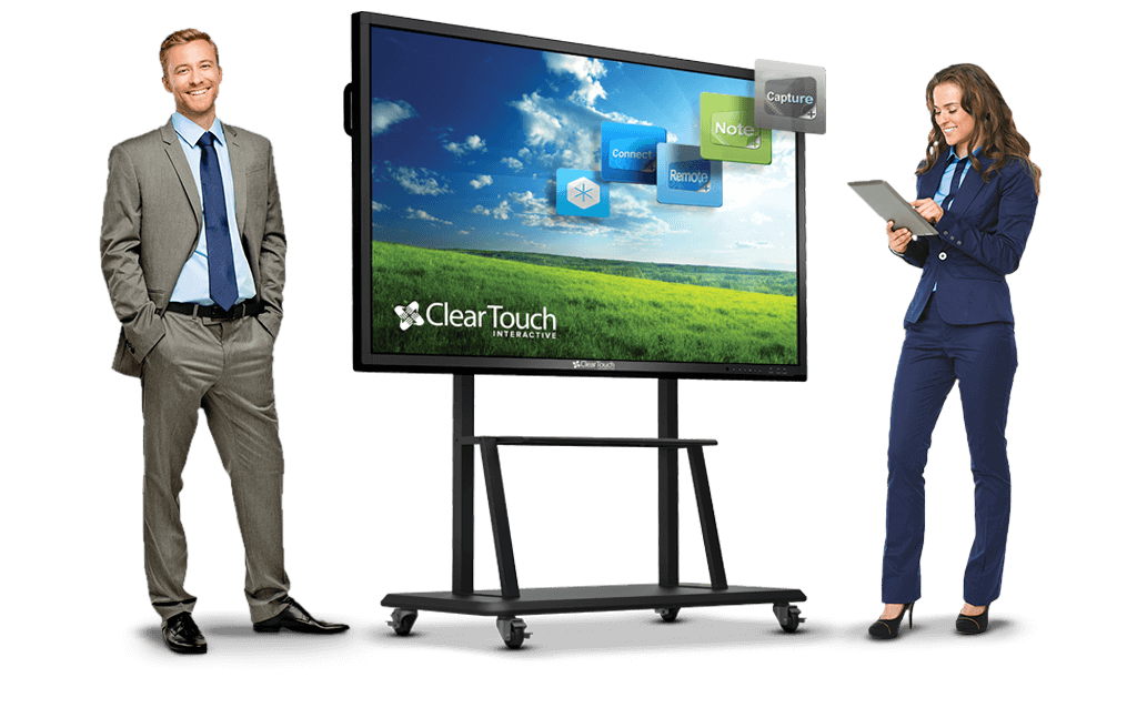 Clear Touch Interactive Panels Full Software Suite