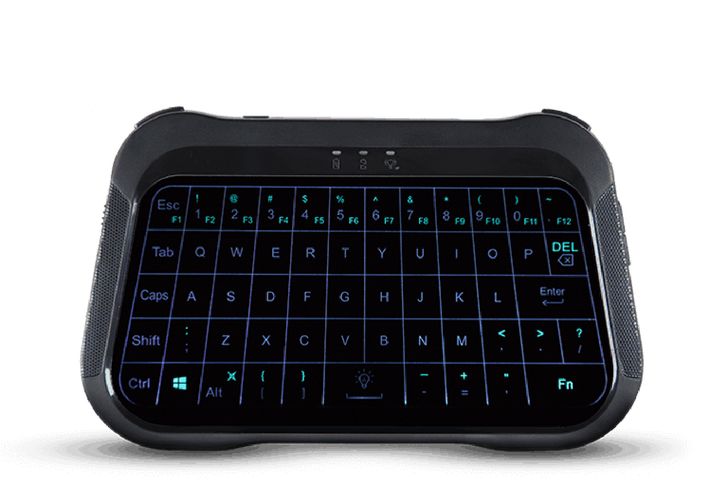Full QWERTY Keyboard